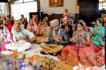 Indian Destination Wedding Greece