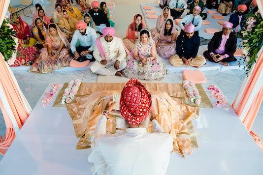 Indian Wedding in Greece